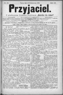 Przyjaciel : pismo dla ludu 1884 nr 44