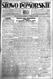 Słowo Pomorskie 1930.01.09 R.10 nr 6
