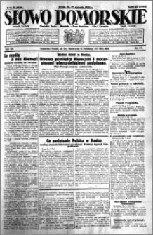 Słowo Pomorskie 1930.01.22 R.10 nr 17