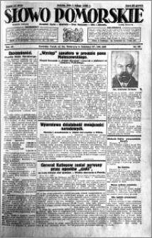 Słowo Pomorskie 1930.02.01 R.10 nr 26