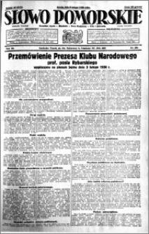 Słowo Pomorskie 1930.02.05 R.10 nr 29