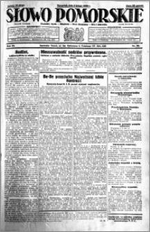 Słowo Pomorskie 1930.02.06 R.10 nr 30