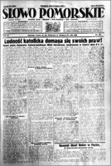 Słowo Pomorskie 1930.02.09 R.10 nr 33