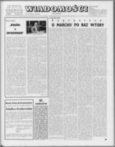 Wiadomości, R. 26 nr 35 (1326), 1971