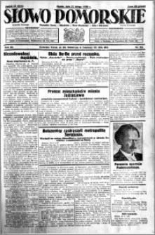 Słowo Pomorskie 1930.02.21 R.10 nr 43