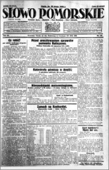 Słowo Pomorskie 1930.02.28 R.10 nr 49