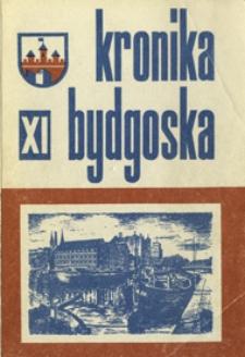 Kronika Bydgoska T. 11 (1989)