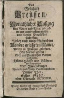 Das Gelahrte Preussen. cz. 3