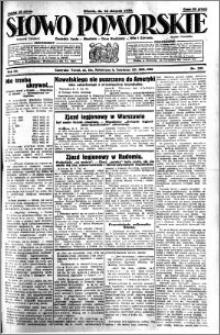 Słowo Pomorskie 1930.08.12 R.10 nr 185