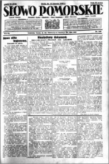 Słowo Pomorskie 1930.08.13 R.10 nr 186