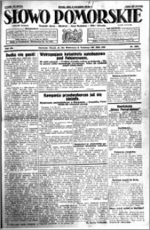 Słowo Pomorskie 1930.09.03 R.10 nr 203