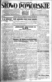 Słowo Pomorskie 1930.09.05 R.10 nr 205