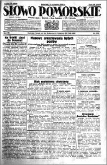 Słowo Pomorskie 1930.09.11 R.10 nr 210