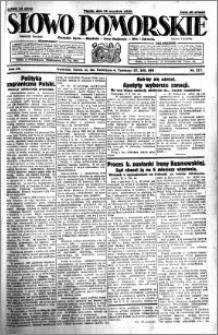 Słowo Pomorskie 1930.09.19 R.10 nr 217