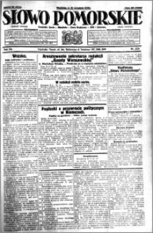 Słowo Pomorskie 1930.09.21 R.10 nr 219