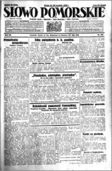 Słowo Pomorskie 1930.09.24 R.10 nr 221