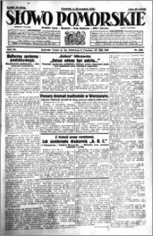 Słowo Pomorskie 1930.09.25 R.10 nr 222