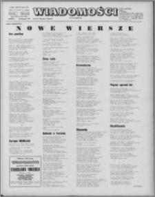 Wiadomości, R. 26 nr 48 (1339), 1971