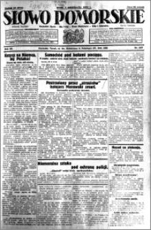 Słowo Pomorskie 1930.10.01 R.10 nr 227