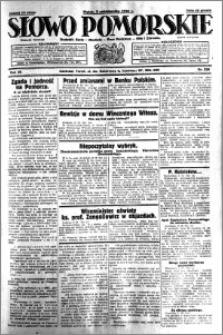 Słowo Pomorskie 1930.10.03 R.10 nr 229