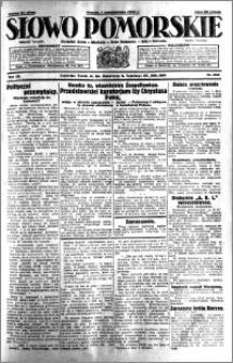 Słowo Pomorskie 1930.10.07 R.10 nr 232