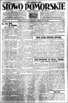Słowo Pomorskie 1930.10.08 R.10 nr 233