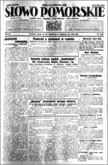 Słowo Pomorskie 1930.10.10 R.10 nr 235