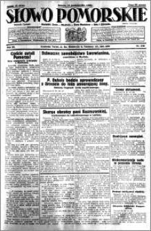 Słowo Pomorskie 1930.10.11 R.10 nr 236