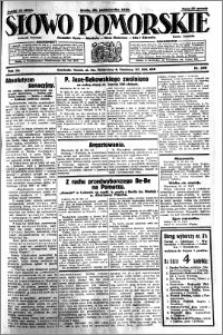 Słowo Pomorskie 1930.10.22 R.10 nr 245