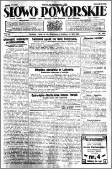 Słowo Pomorskie 1930.10.25 R.10 nr 248