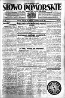 Słowo Pomorskie 1930.10.29 R.10 nr 251