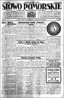 Słowo Pomorskie 1930.10.30 R.10 nr 252