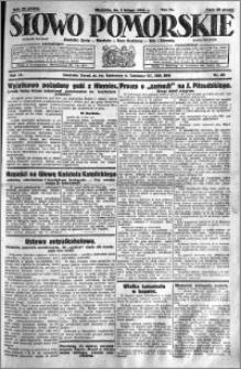 Słowo Pomorskie 1931.02.01 R.11 nr 26