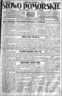 Słowo Pomorskie 1931.02.06 R.11 nr 29