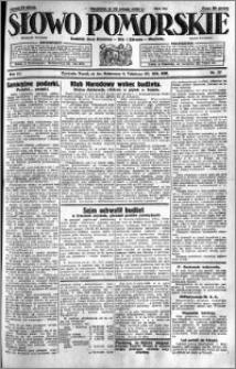 Słowo Pomorskie 1931.02.15 R.11 nr 37
