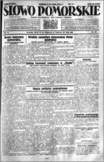 Słowo Pomorskie 1931.02.22 R.11 nr 43