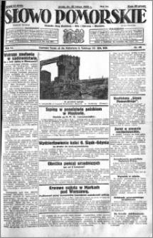 Słowo Pomorskie 1931.02.25 R.11 nr 45