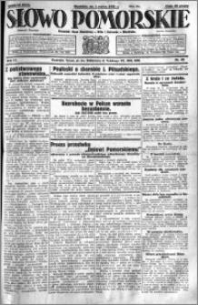 Słowo Pomorskie 1931.03.01 R.11 nr 49