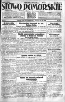Słowo Pomorskie 1931.03.06 R.11 nr 53