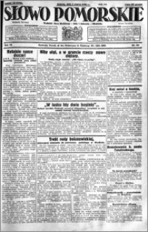 Słowo Pomorskie 1931.03.07 R.11 nr 54