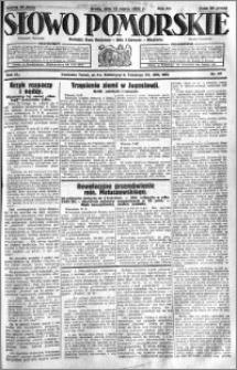 Słowo Pomorskie 1931.03.11 R.11 nr 57