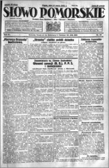 Słowo Pomorskie 1931.03.13 R.11 nr 59