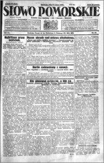 Słowo Pomorskie 1931.03.15 R.11 nr 61