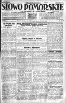 Słowo Pomorskie 1931.03.18 R.11 nr 63