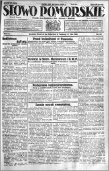 Słowo Pomorskie 1931.03.20 R.11 nr 65