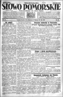 Słowo Pomorskie 1931.03.21 R.11 nr 66