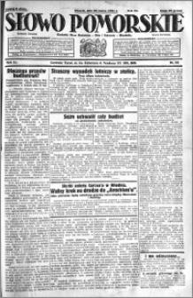Słowo Pomorskie 1931.03.24 R.11 nr 68