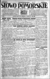 Słowo Pomorskie 1931.03.25 R.11 nr 69