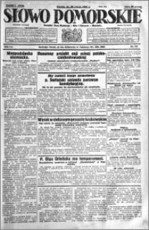 Słowo Pomorskie 1931.03.28 R.11 nr 72
