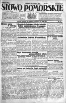 Słowo Pomorskie 1931.03.29 R.11 nr 73